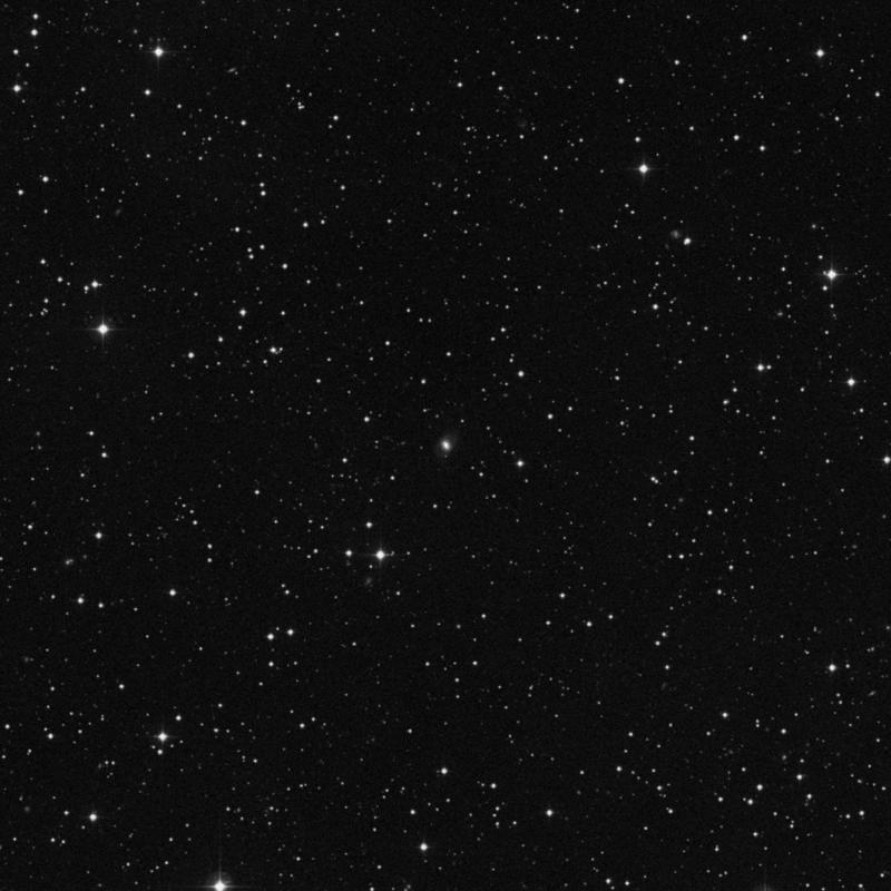 Image of NGC 7439 - Lenticular Galaxy in Pegasus star