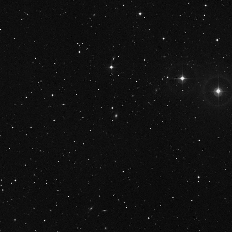 Image of NGC 7455 - Galaxy in Pisces star