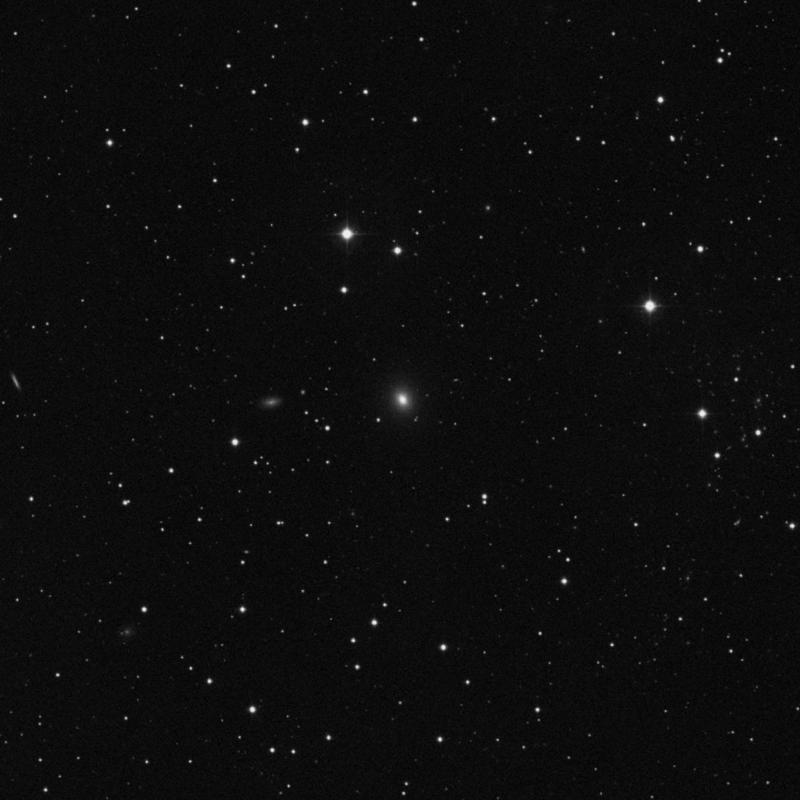 Image of NGC 7458 - Elliptical Galaxy star