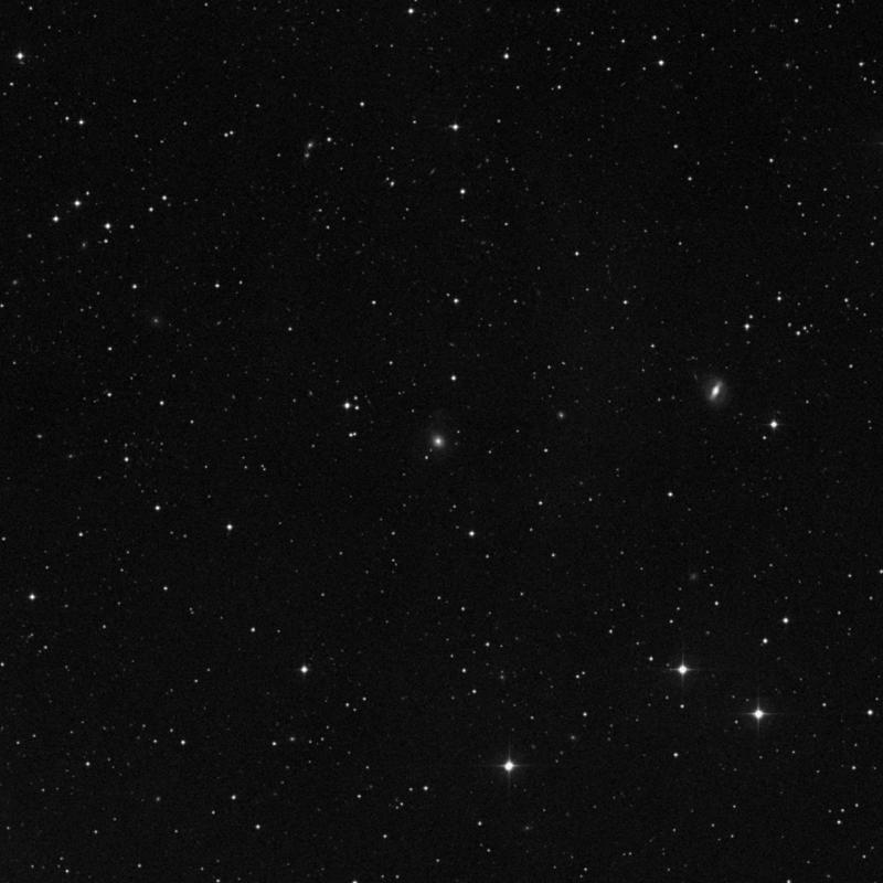 Image of NGC 7467 - Lenticular Galaxy in Pegasus star