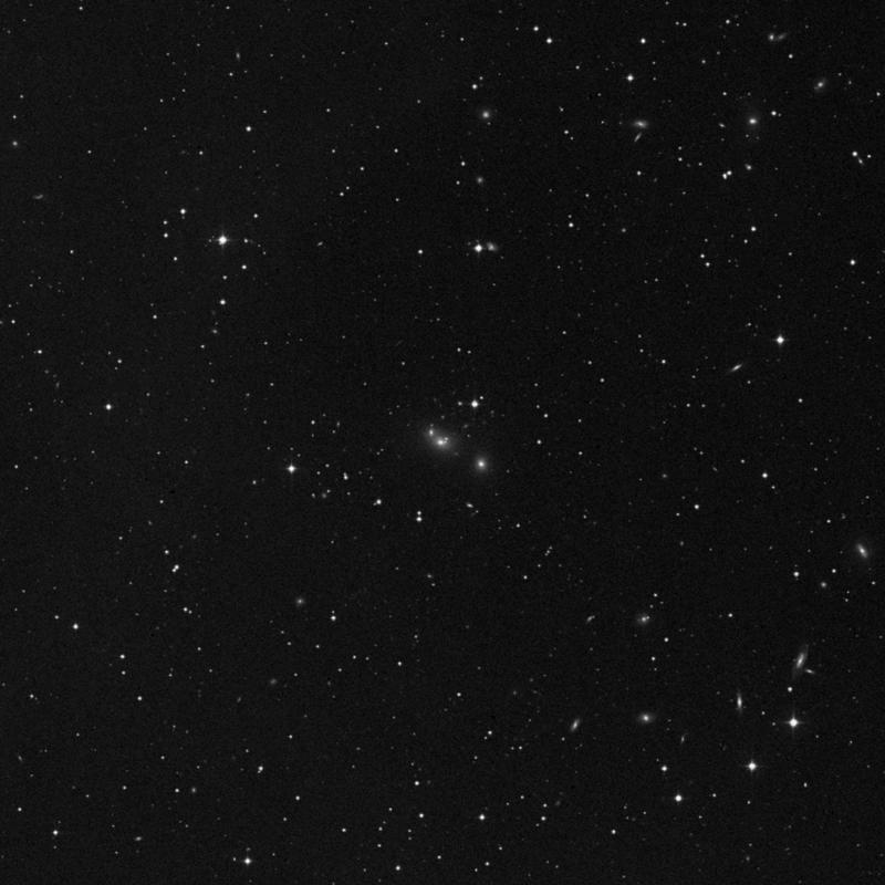 Image of NGC 7475 NED01 - Elliptical Galaxy in Pegasus star