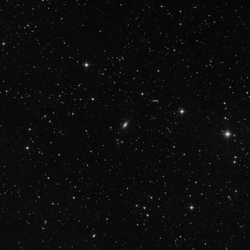 Image of NGC 7485 - Lenticular Galaxy in Pegasus star