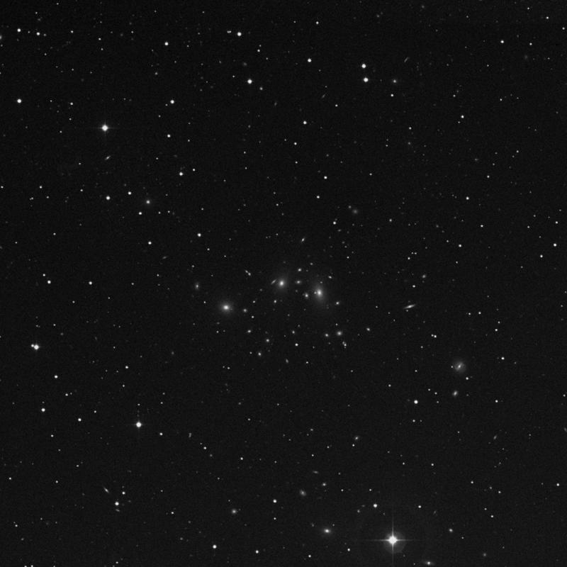 Image of NGC 7501 - Elliptical Galaxy star