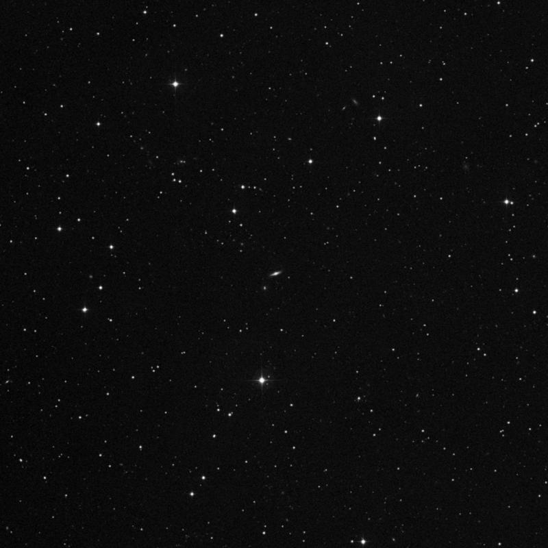 Image of NGC 7505 - Lenticular Galaxy in Pegasus star
