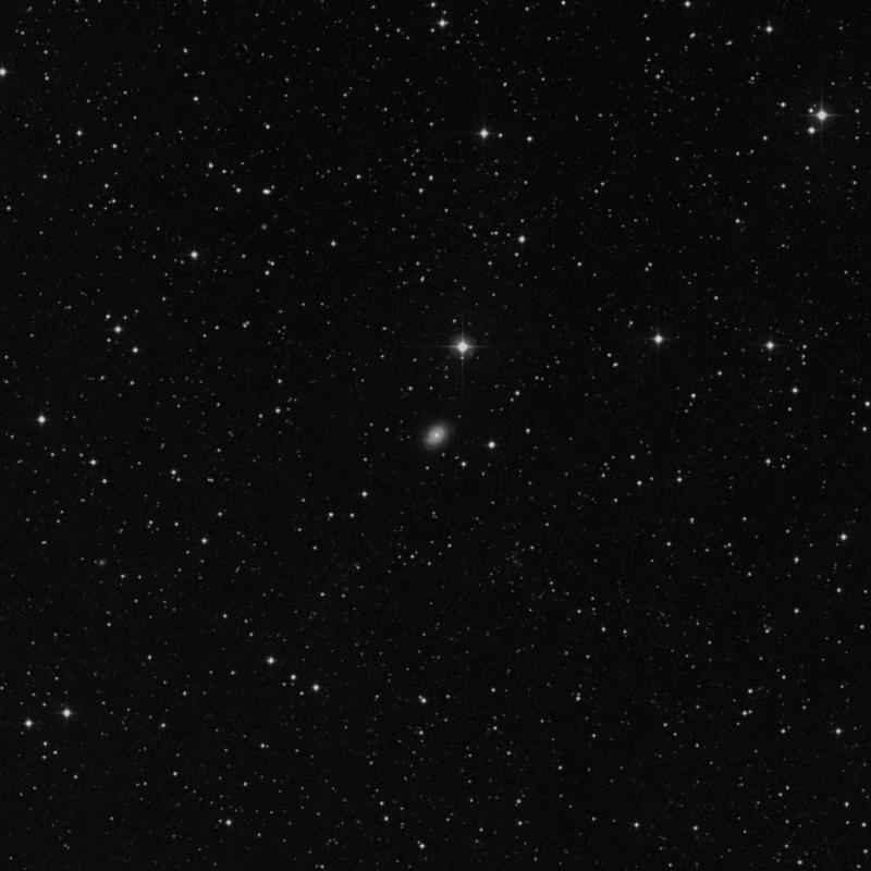 Image of NGC 7514 - Spiral Galaxy in Pegasus star