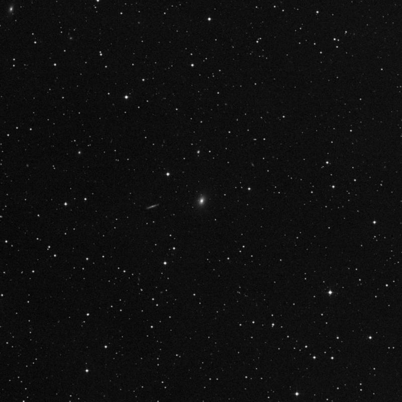 Image of NGC 7527 - Elliptical Galaxy in Pegasus star