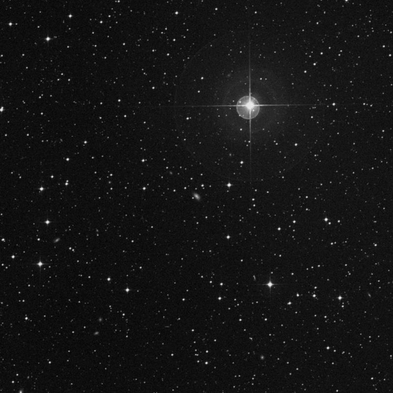 Image of IC 1336 - Lenticular Galaxy in Capricornus star