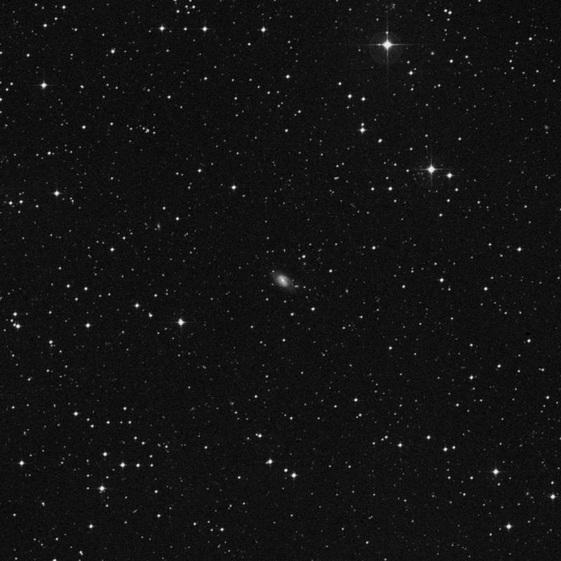 Image of IC 1339 - Spiral Galaxy in Capricornus star