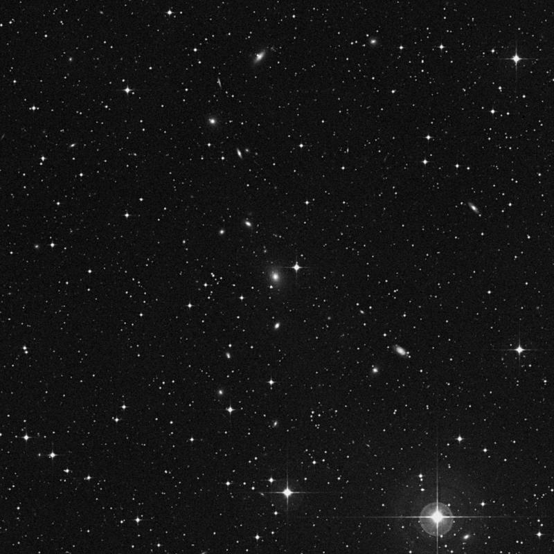 Image of IC 1347 - Lenticular Galaxy in Aquarius star