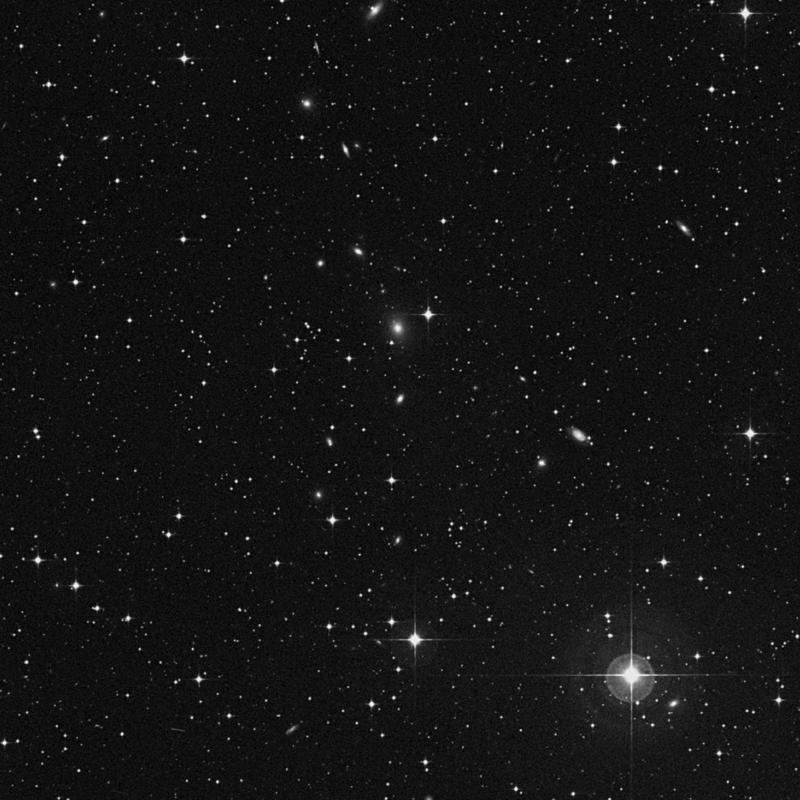 Image of IC 1348 - Galaxy in Aquarius star