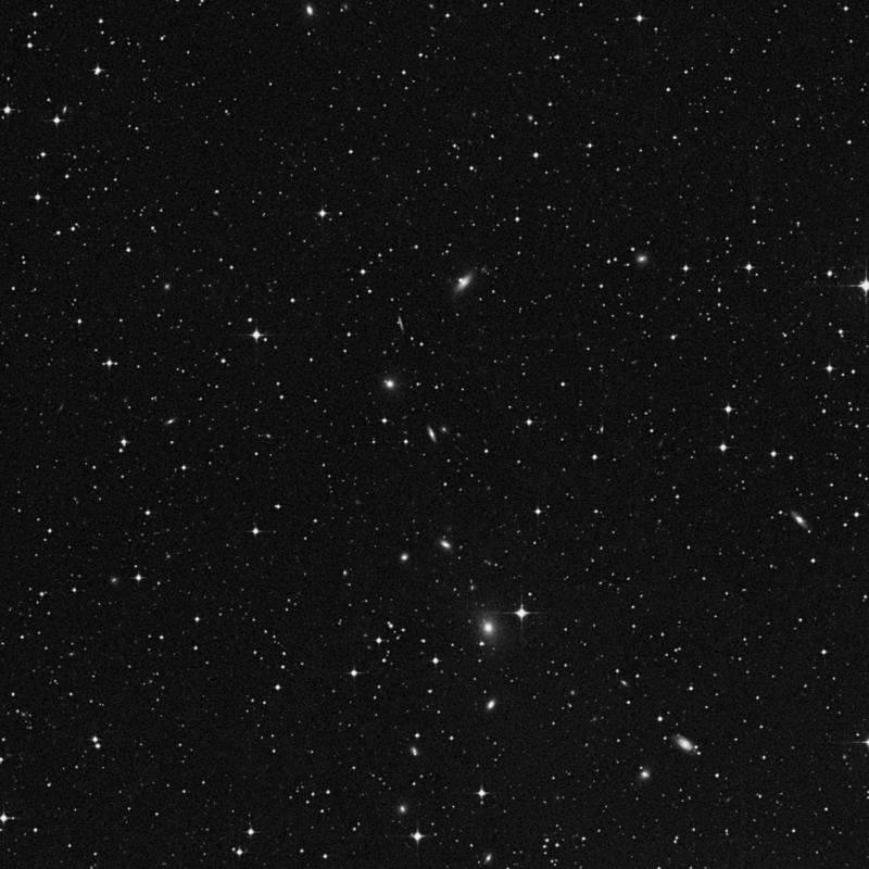 Image of IC 1351 - Galaxy star
