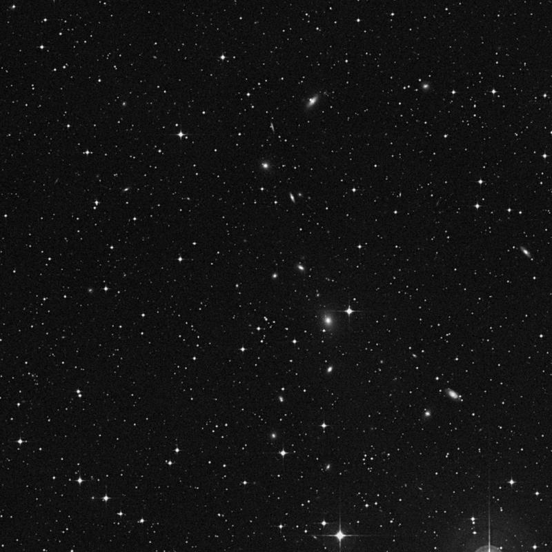 Image of IC 1353 - Galaxy in Aquarius star