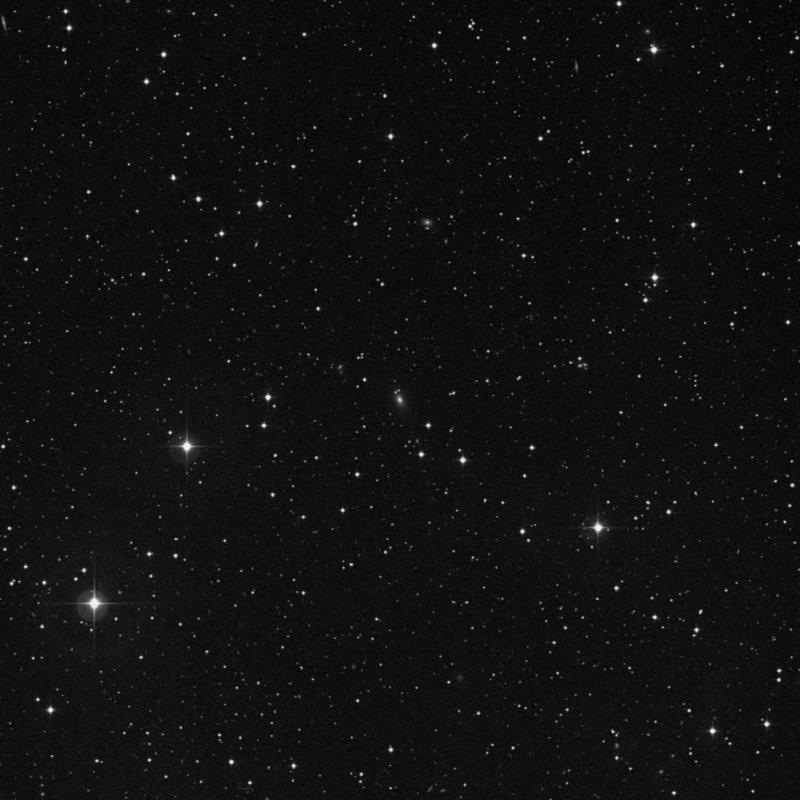 Image of IC 1366 - Lenticular Galaxy in Aquarius star