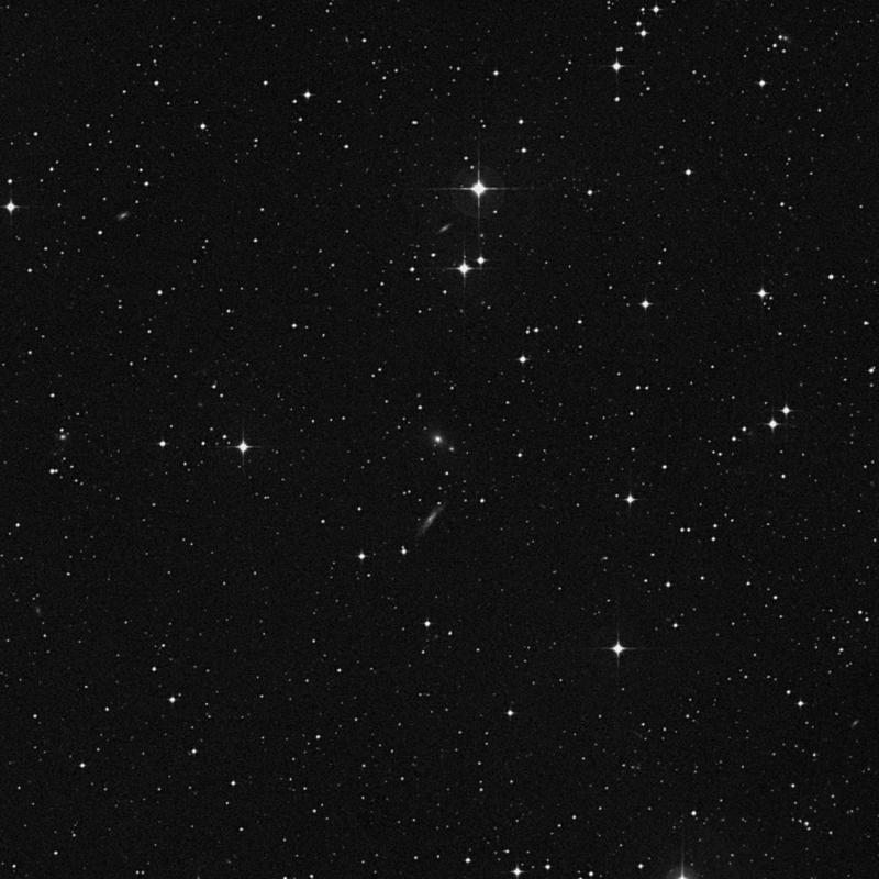 Image of IC 1373 - Elliptical Galaxy star