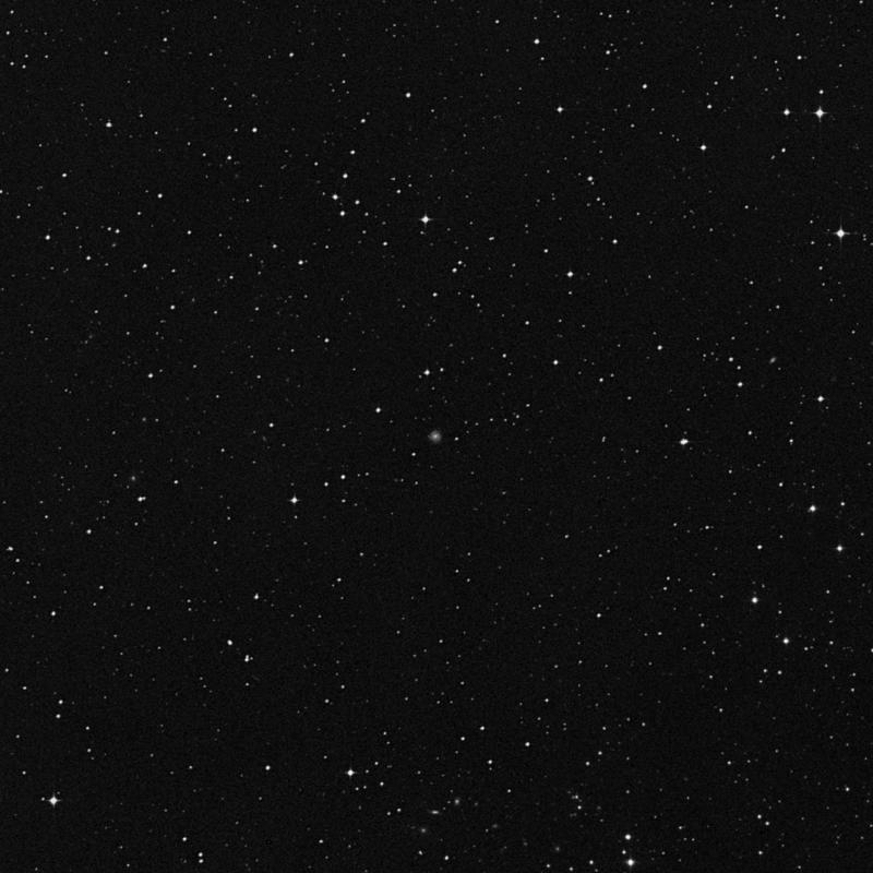 Image of IC 1385 - Intermediate Spiral Galaxy in Aquarius star