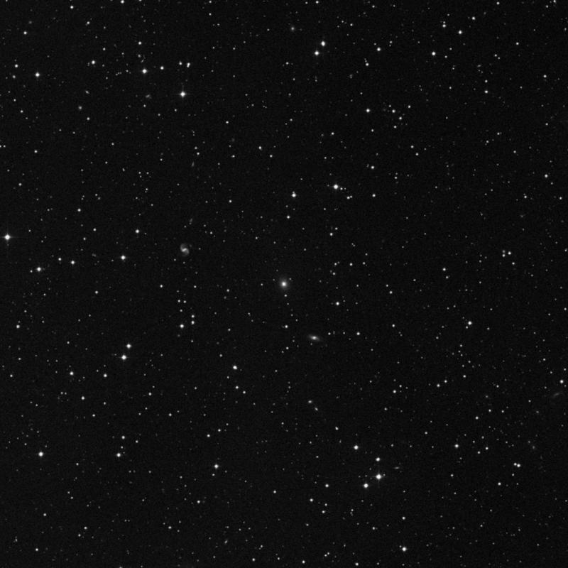 Image of IC 1414 - Elliptical Galaxy in Pegasus star