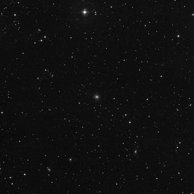 Image of NGC 7548 - Lenticular Galaxy in Pegasus star