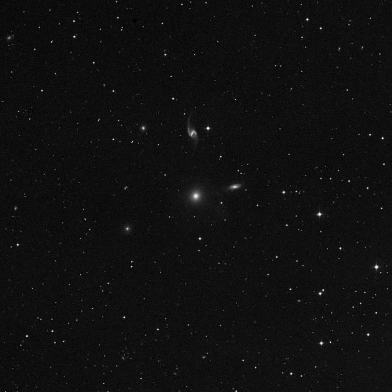 Image of NGC 7550 - Elliptical/Spiral Galaxy star