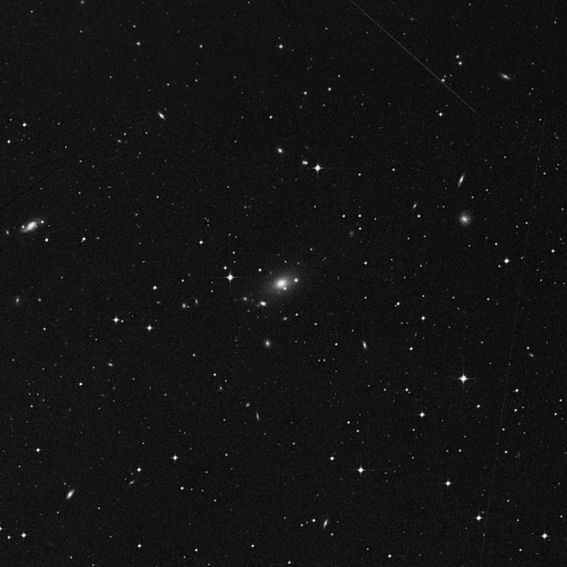 Image of NGC 7556 - Elliptical/Spiral Galaxy star