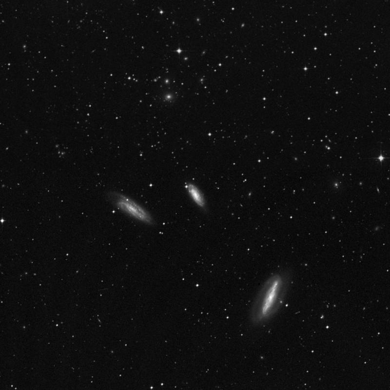 Image of NGC 7590 - Spiral Galaxy in Grus star