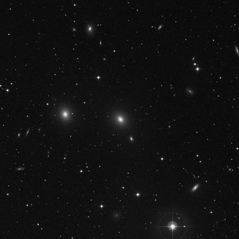 Image of NGC 7619 - Elliptical Galaxy star