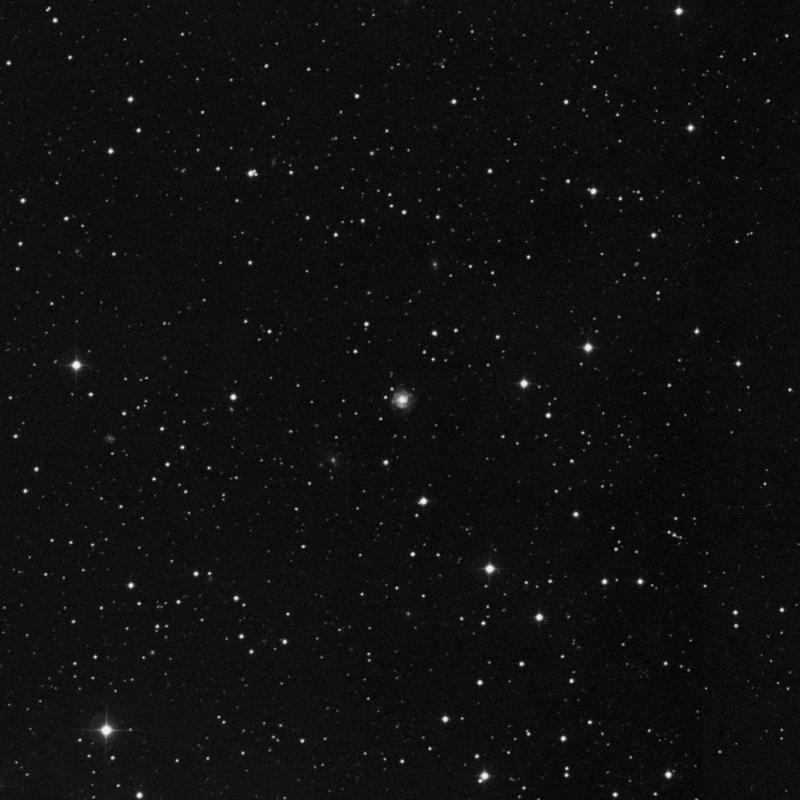 Image of NGC 7620 - Spiral Galaxy in Pegasus star