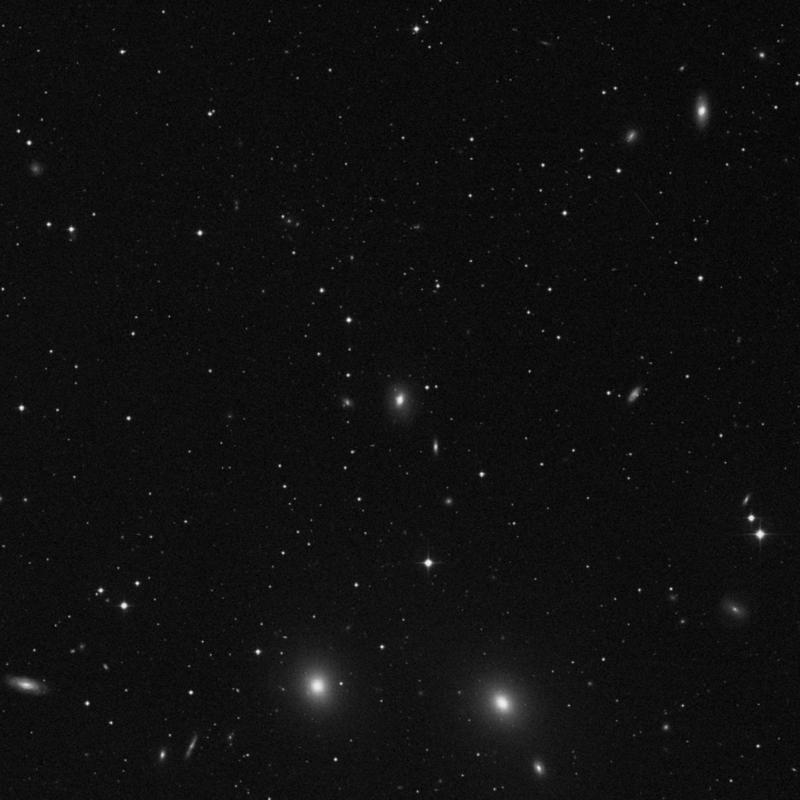 Image of NGC 7623 - Lenticular Galaxy star