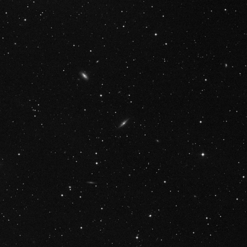 Image of NGC 7627 - Spiral Galaxy star