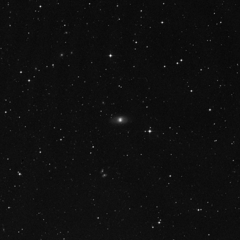 Image of NGC 7632 - Lenticular Galaxy in Grus star