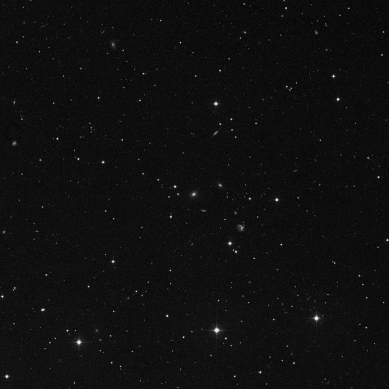 Image of NGC 7639 - Elliptical Galaxy in Pegasus star