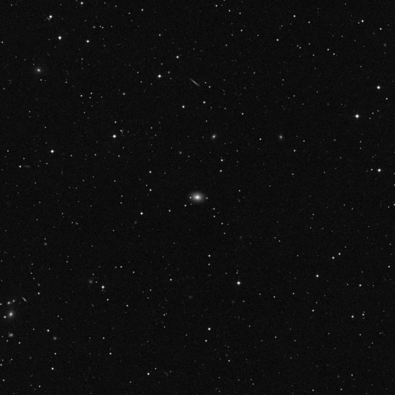 Image of NGC 7648 - Lenticular Galaxy in Pegasus star