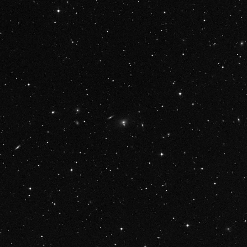 Image of NGC 7651 - Galaxy Pair in Pegasus star