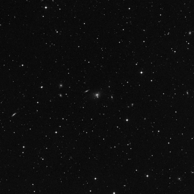 Image of NGC 7651 NED02 - Galaxy in Pegasus star