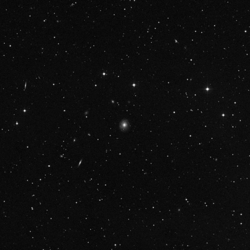 Image of NGC 7653 - Spiral Galaxy star