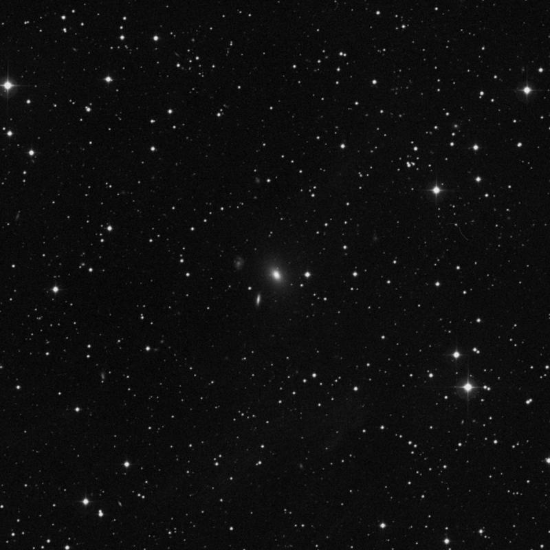 Image of NGC 7660 - Elliptical Galaxy in Pegasus star