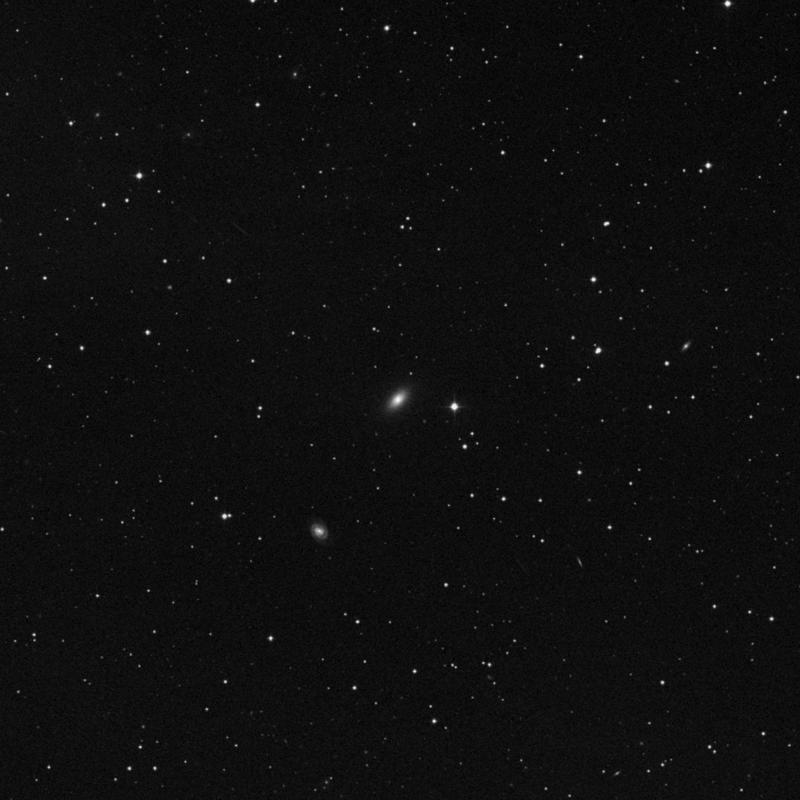 Image of NGC 7671 - Lenticular Galaxy star