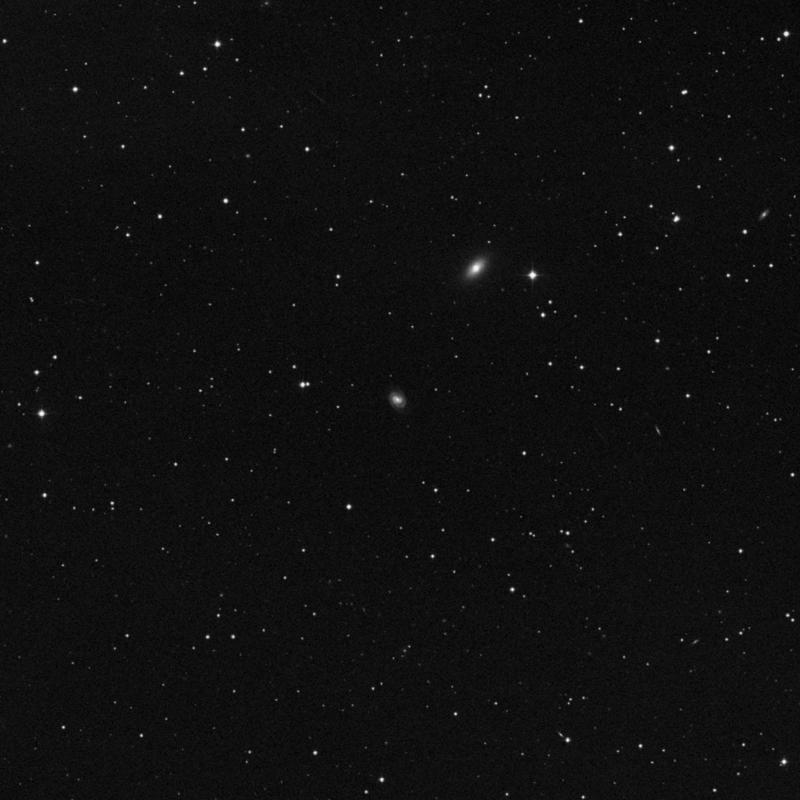 Image of NGC 7672 - Spiral Galaxy star