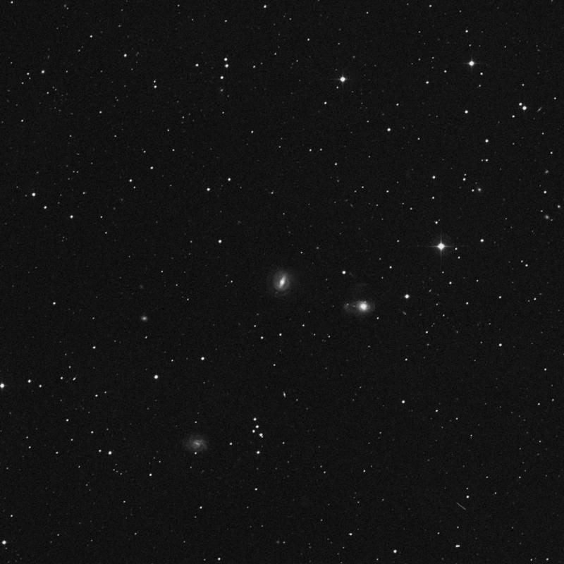 Image of NGC 7682 - Spiral Galaxy star