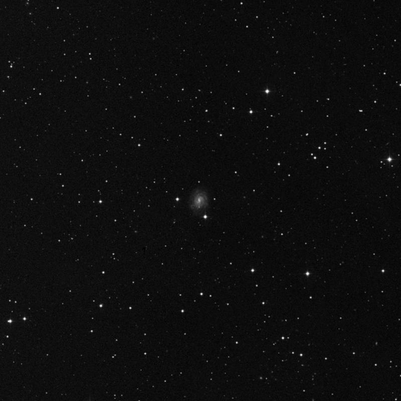 Image of NGC 7691 - Spiral Galaxy star