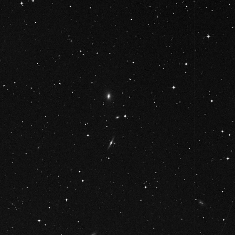 Image of NGC 7699 - Spiral Galaxy star