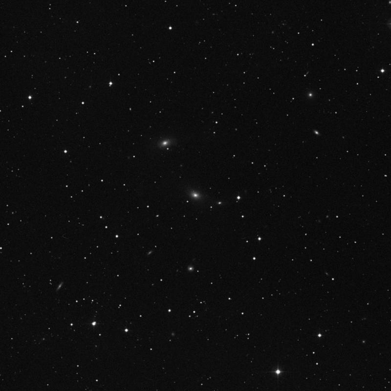 Image of NGC 7704 - Elliptical/Spiral Galaxy in Pisces star