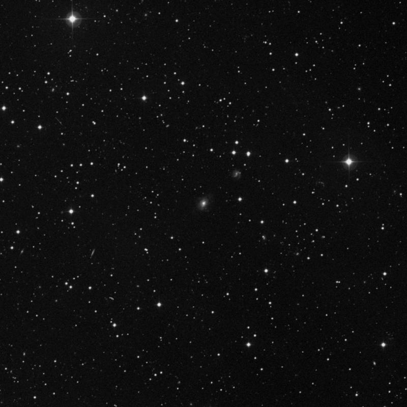 Image of NGC 7718 - Spiral Galaxy star