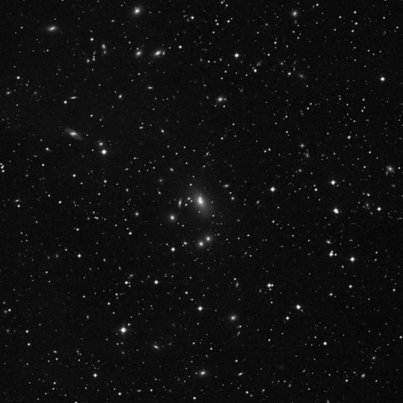 Image of NGC 7720 NED01 - Elliptical Galaxy in Pegasus star
