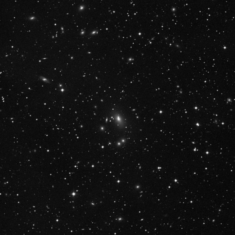 Image of NGC 7720A - Elliptical Galaxy in Pegasus star