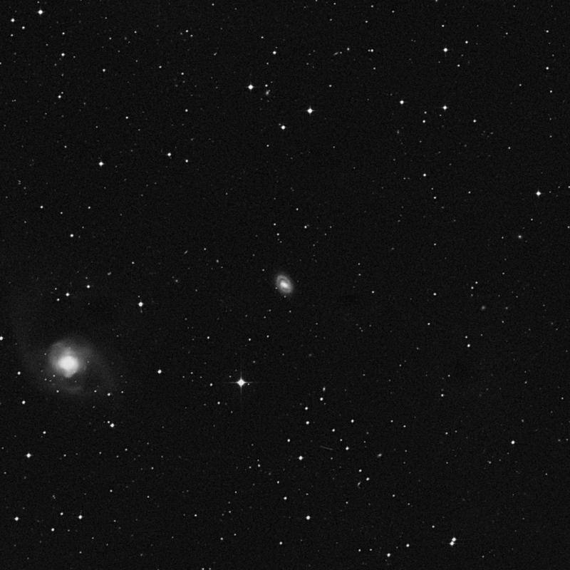 Image of NGC 7724 - Barred Spiral Galaxy star