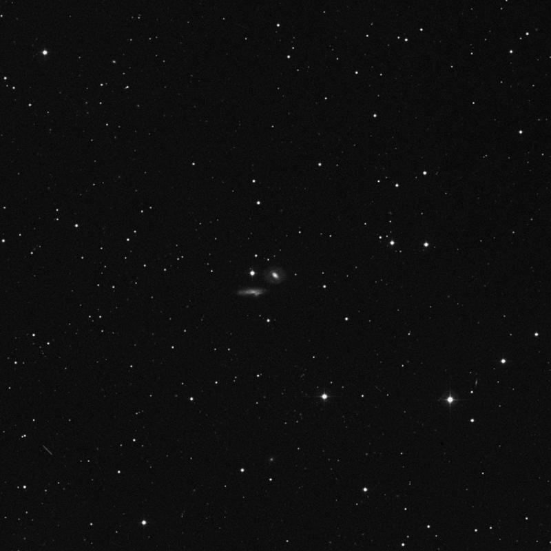 Image of NGC 7731 - Barred Spiral Galaxy star