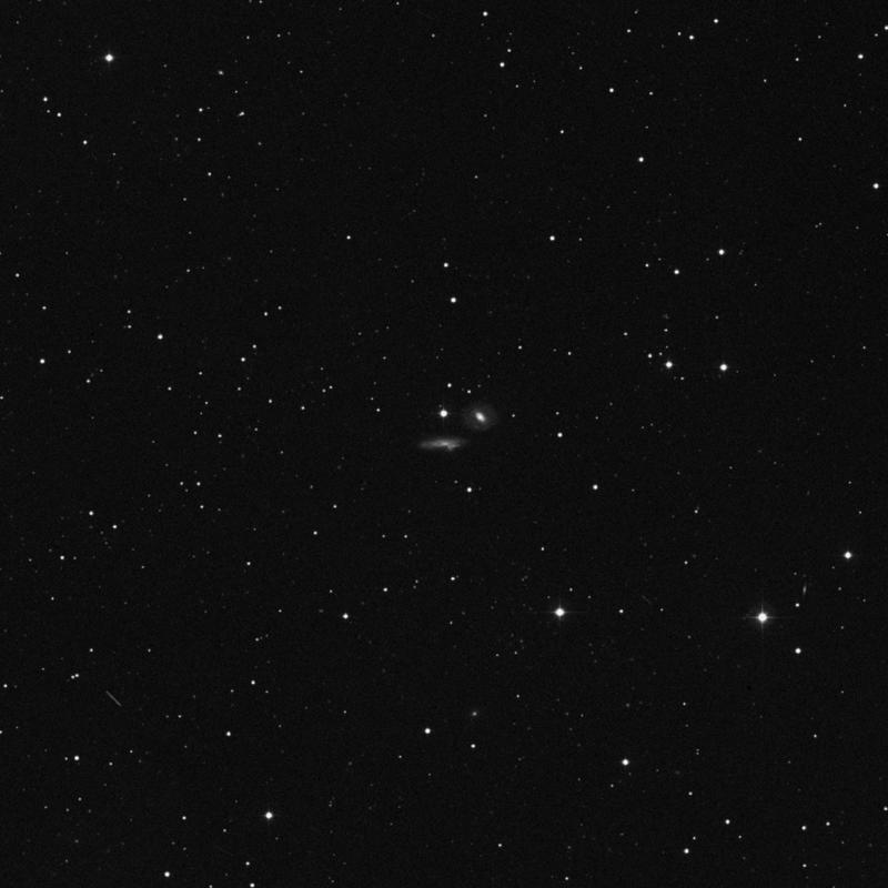Image of NGC 7732 - Spiral Galaxy star