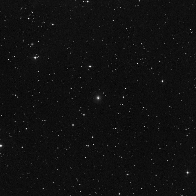 Image of NGC 7760 - Elliptical Galaxy in Pegasus star
