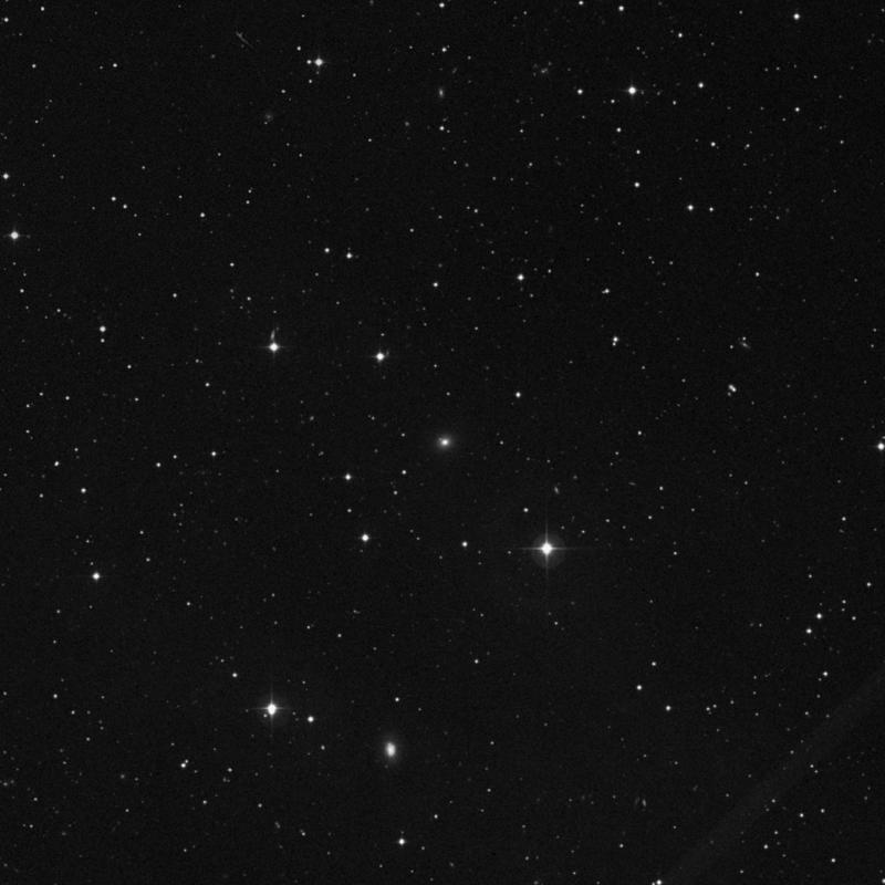 Image of NGC 7784 - Elliptical Galaxy in Pegasus star