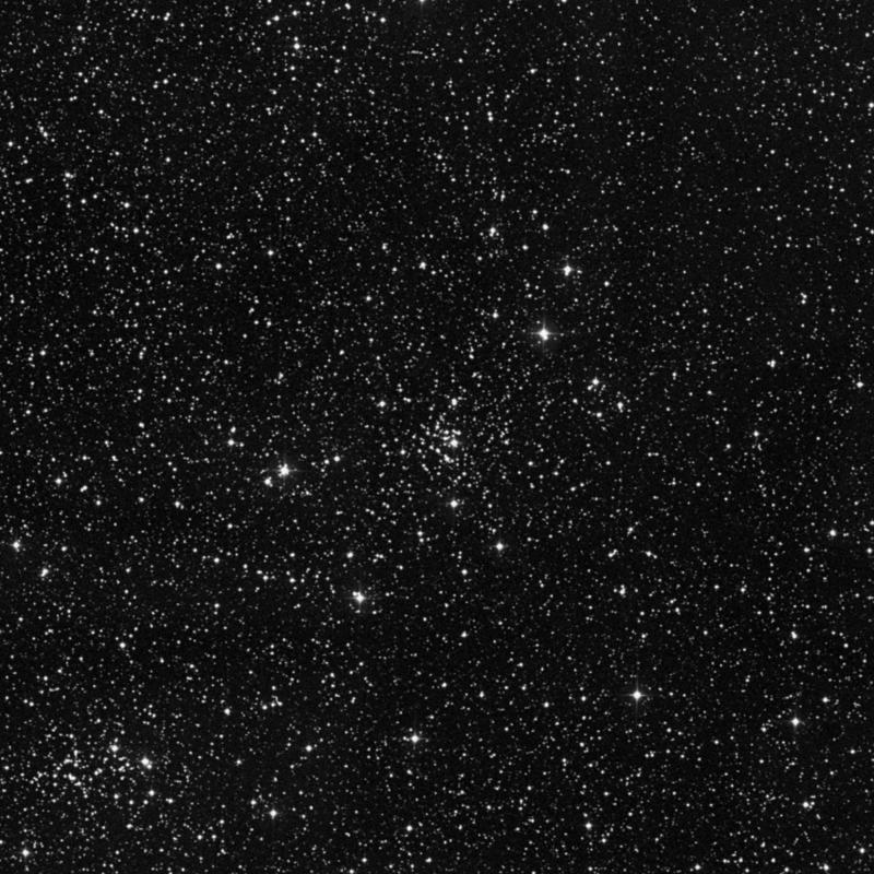 Image of NGC 7788 - Open Cluster in Cassiopeia star
